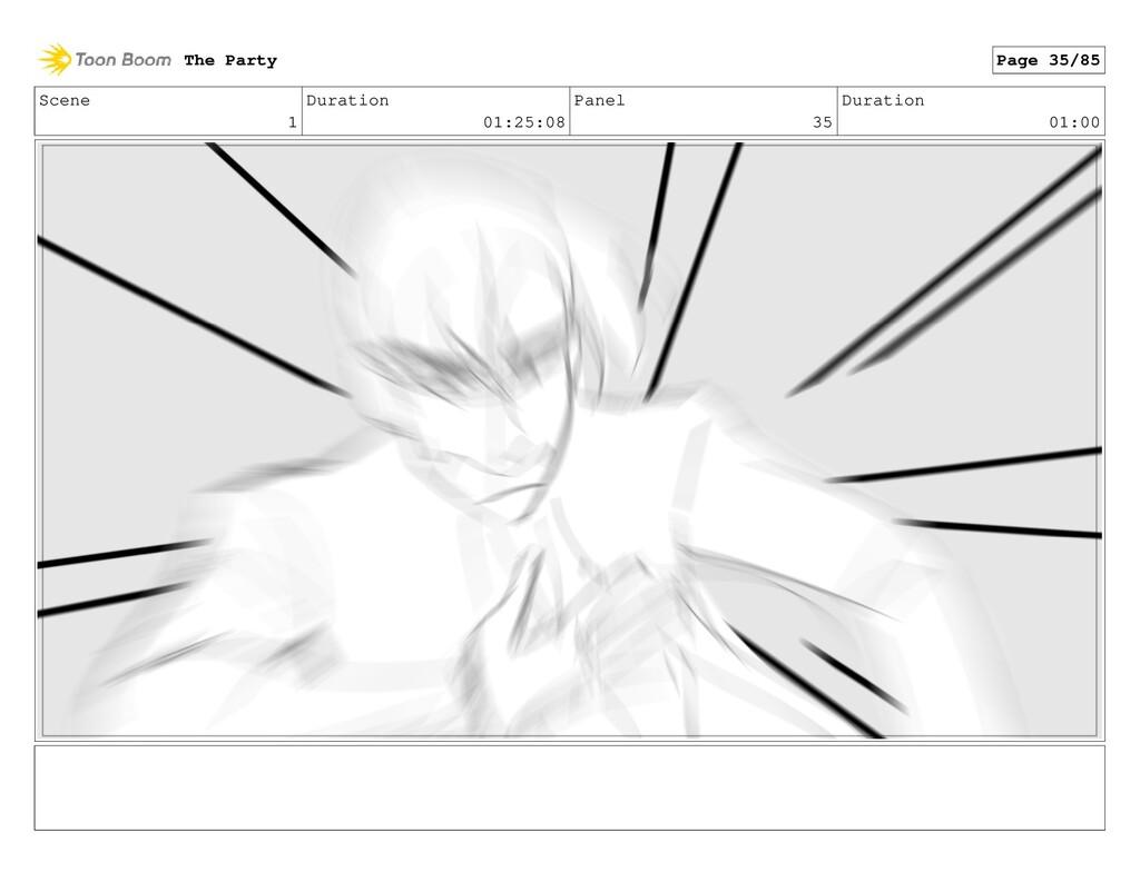 Scene 1 Duration 01:25:08 Panel 35 Duration 01:...