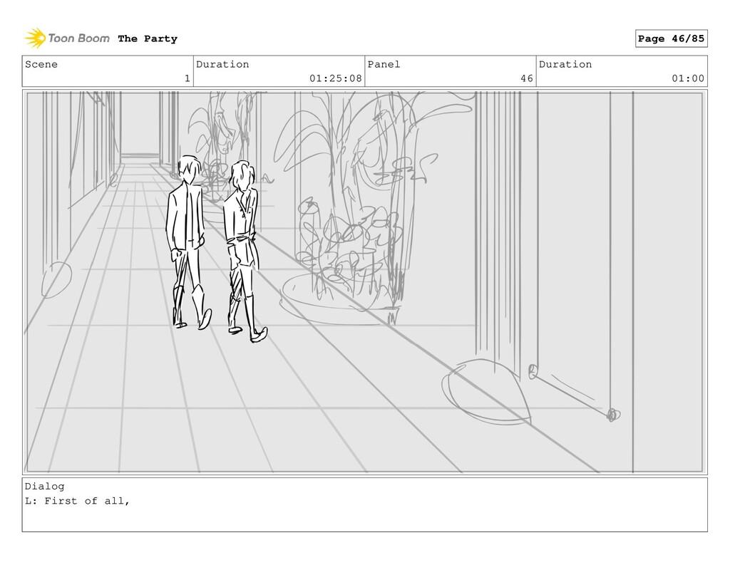 Scene 1 Duration 01:25:08 Panel 46 Duration 01:...