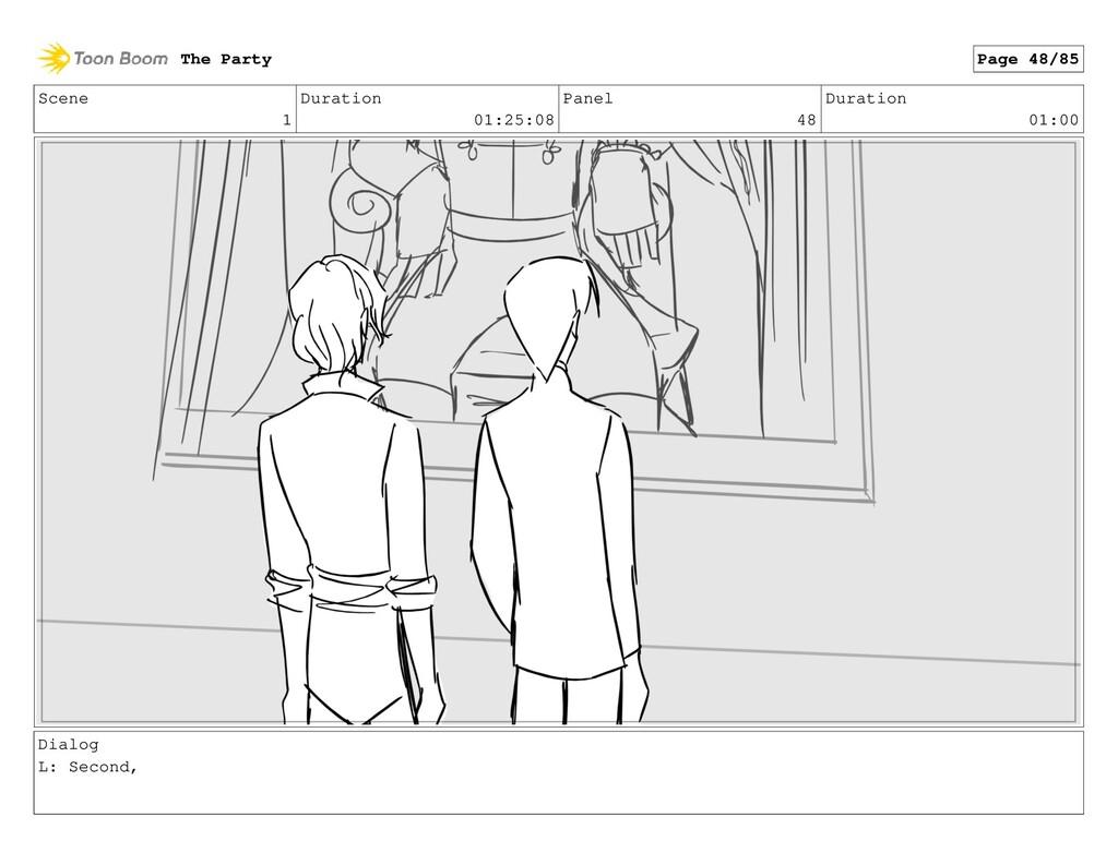 Scene 1 Duration 01:25:08 Panel 48 Duration 01:...