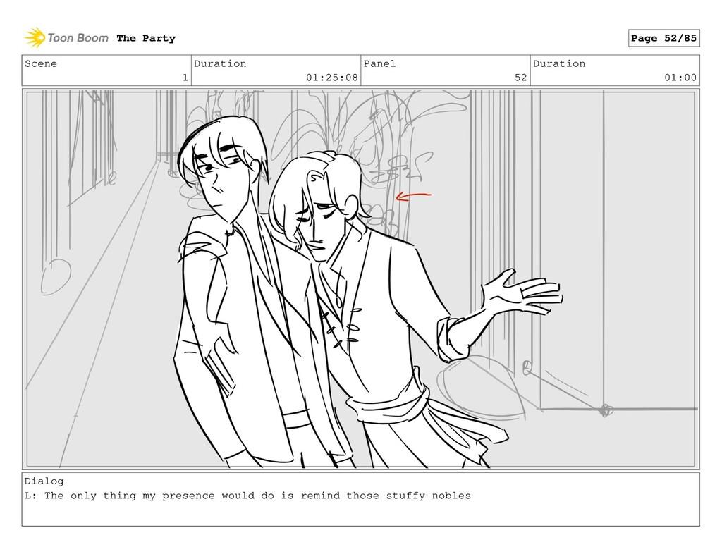 Scene 1 Duration 01:25:08 Panel 52 Duration 01:...