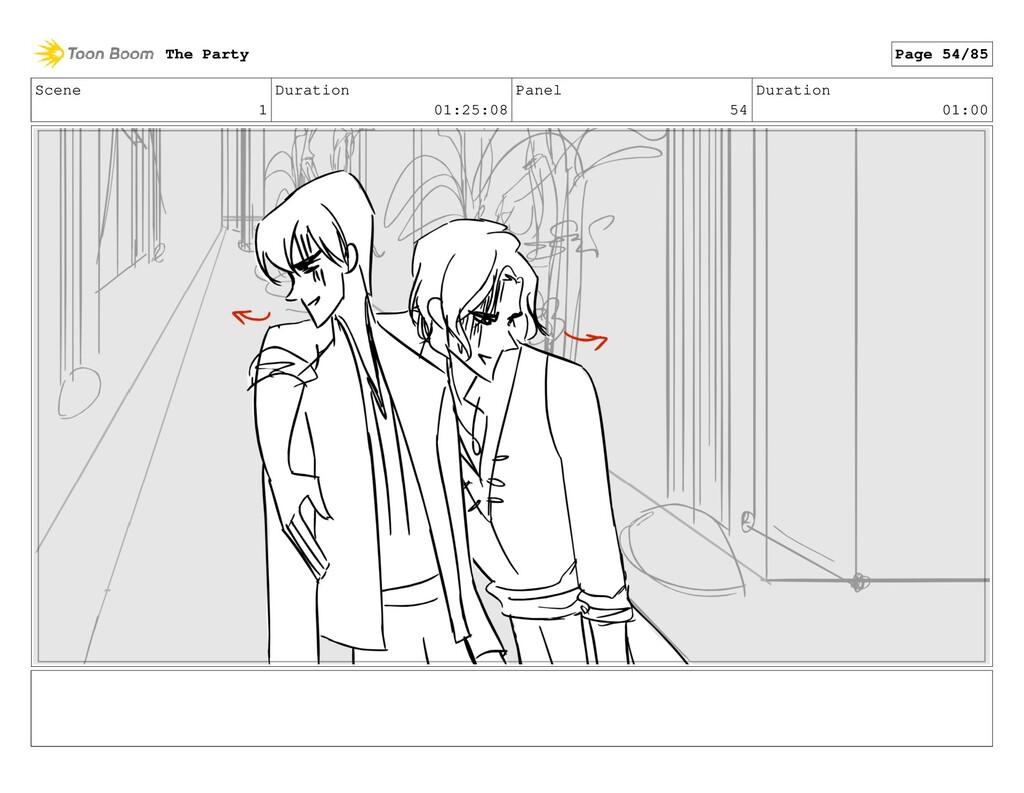 Scene 1 Duration 01:25:08 Panel 54 Duration 01:...