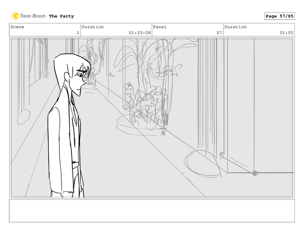 Scene 1 Duration 01:25:08 Panel 57 Duration 01:...