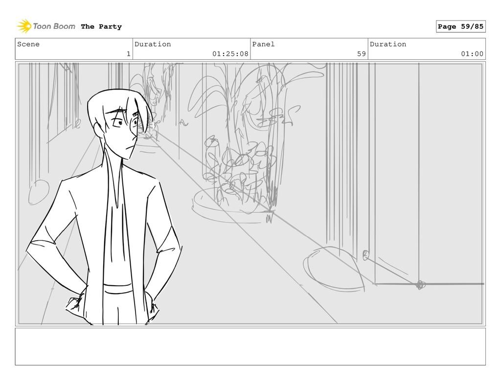 Scene 1 Duration 01:25:08 Panel 59 Duration 01:...