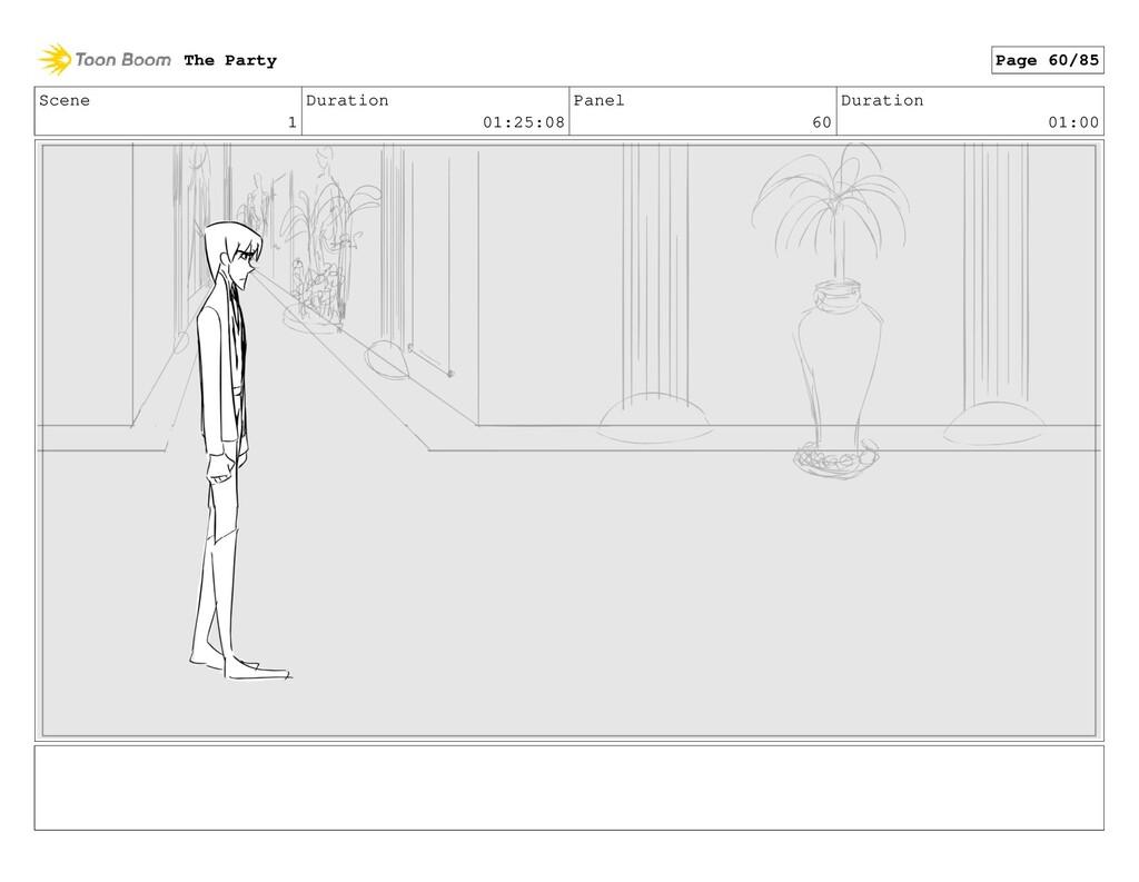 Scene 1 Duration 01:25:08 Panel 60 Duration 01:...