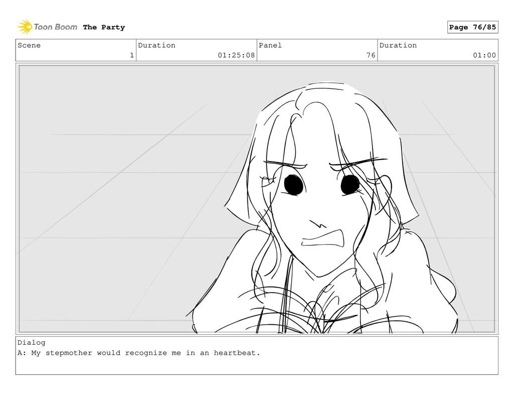 Scene 1 Duration 01:25:08 Panel 76 Duration 01:...