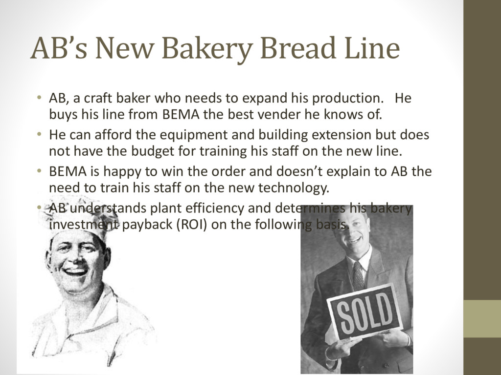 AB's New Bakery Bread Line • AB, a craft baker ...
