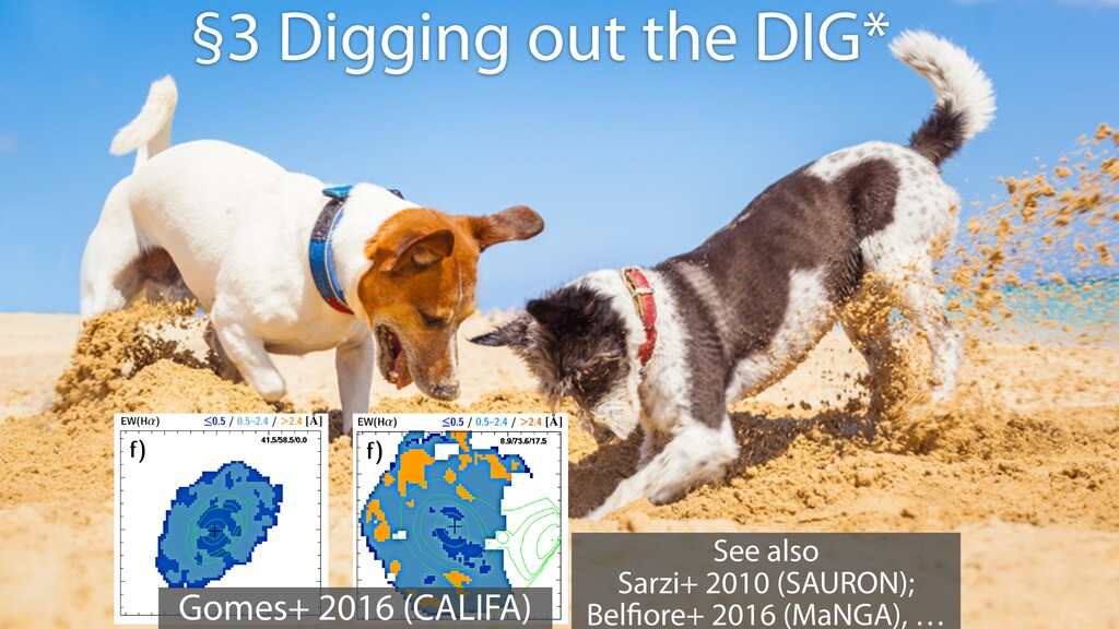 §3 Digging out the DIG* A&A 588, A68 (2016) A&A...