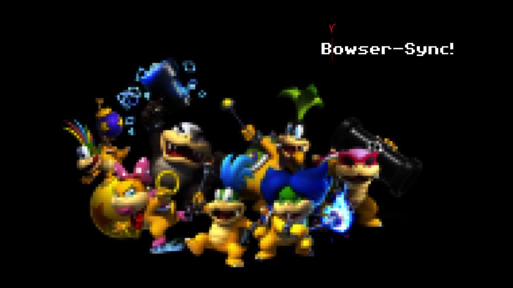 Bowser-Sync! r