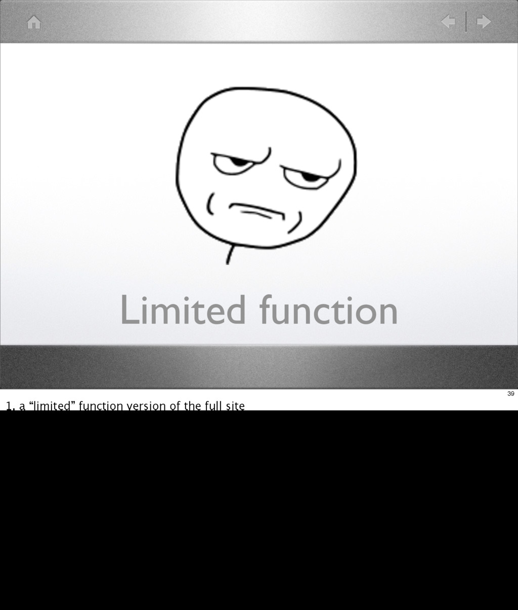 """Limited function 39 1. a """"limited"""" function ver..."""
