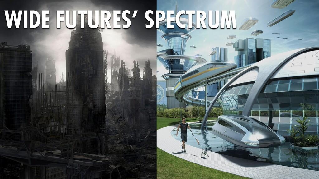 WIDE FUTURES' SPECTRUM
