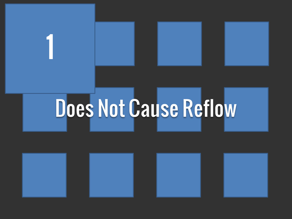 1 1 Does Not Cause Reflow