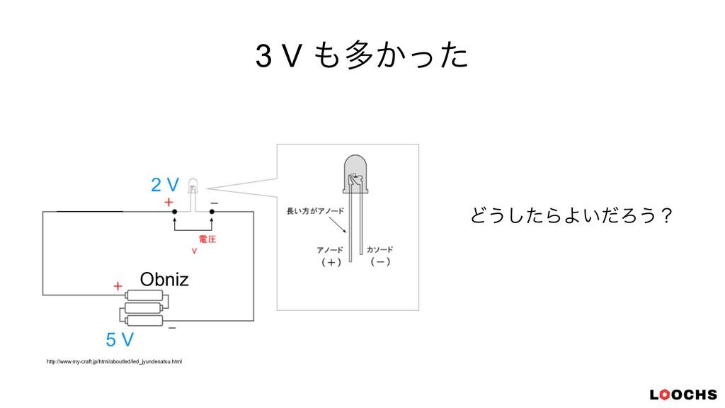 3 V ଟ͔ͬͨ Ͳ͏ͨ͠ΒΑ͍ͩΖ͏ʁ http://www.my-craft.jp/ht...
