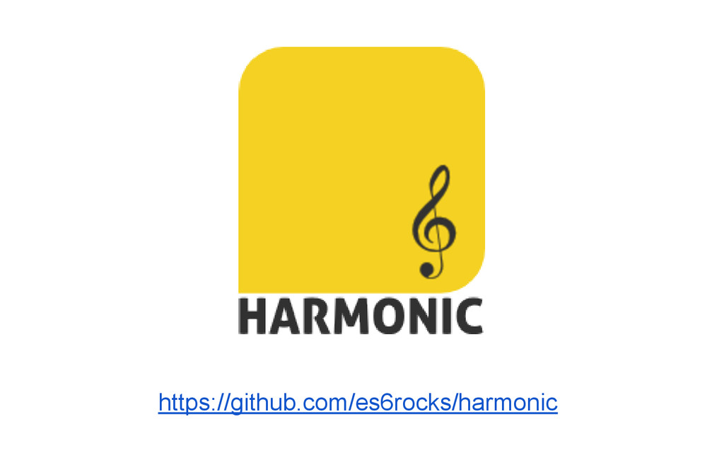 https://github.com/es6rocks/harmonic