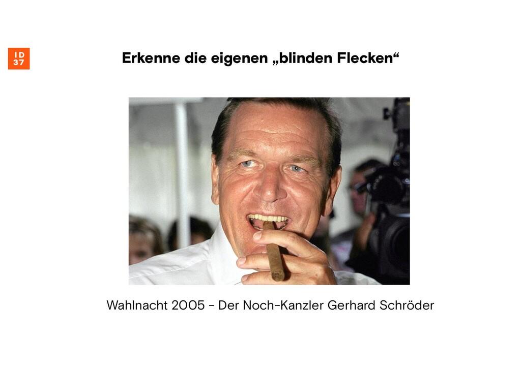 Foto: wikipedia Wahlnacht 2005 - Der Noch-Kanzl...