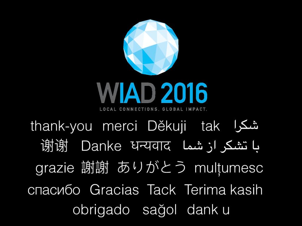 اركش ᨀᨀ 拽拽 Děkuji tak dank u merci Danke धन्यवा...