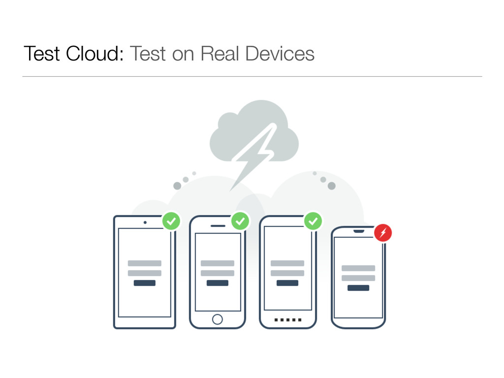 Test Cloud: Test on Real Devices