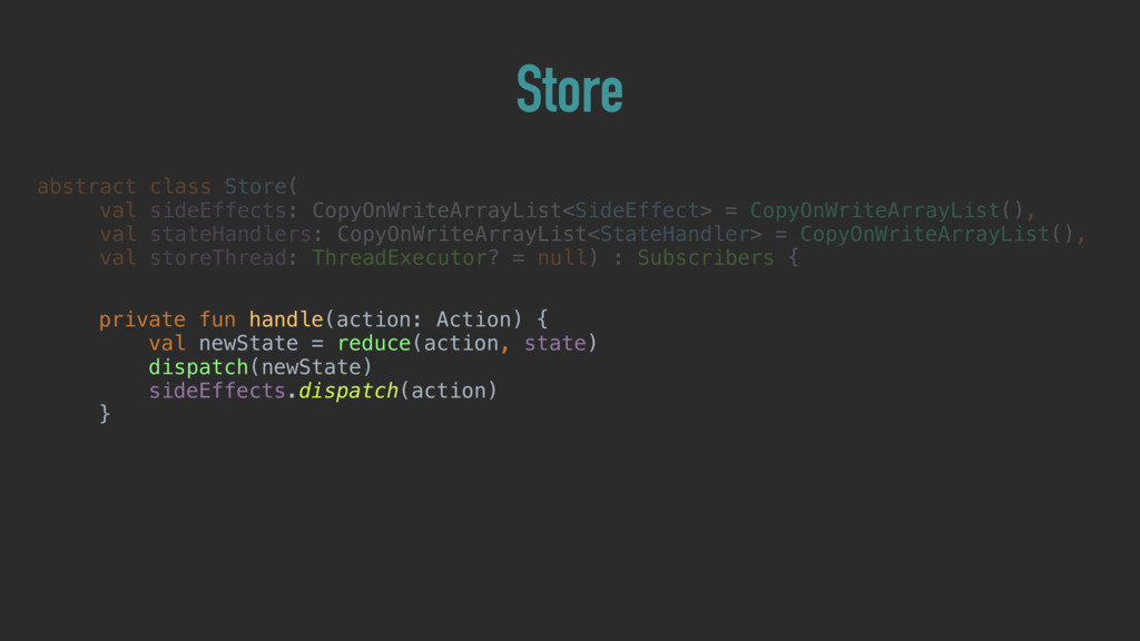 Store abstract class Store( val sideEffects: Co...