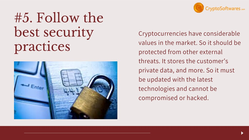Cryptocurrencies have considerable values in th...