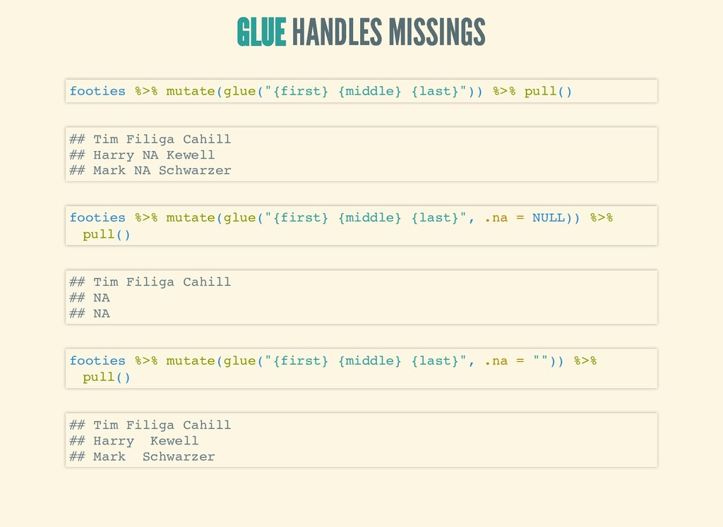GLUE GLUE GLUE GLUE HANDLES MISSINGS HANDLES MI...