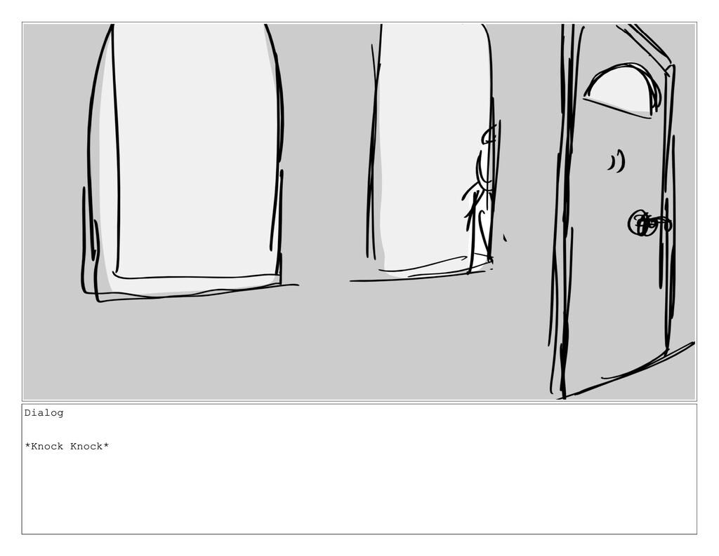 Dialog *Knock Knock*
