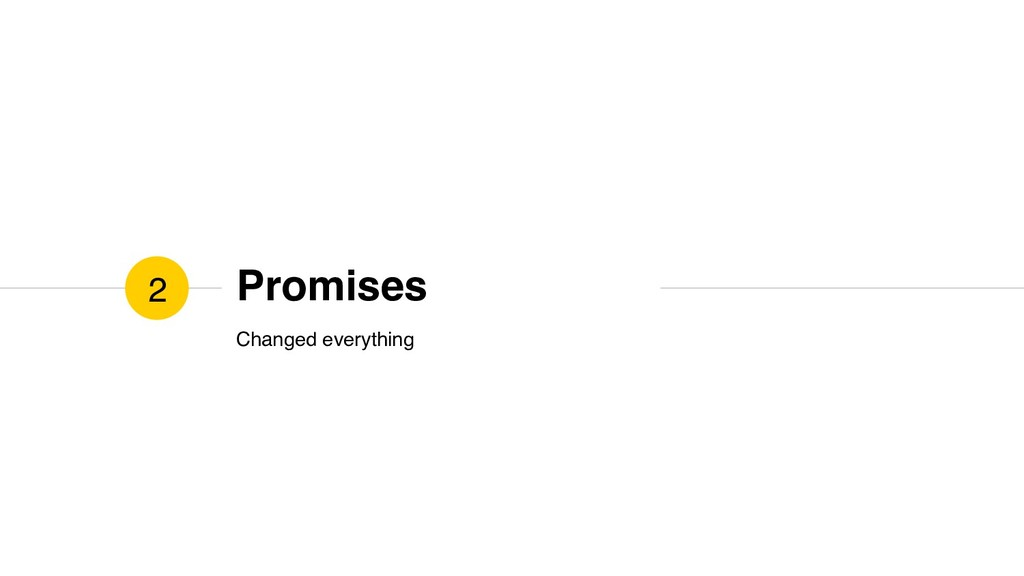 Promises Changed everything 2