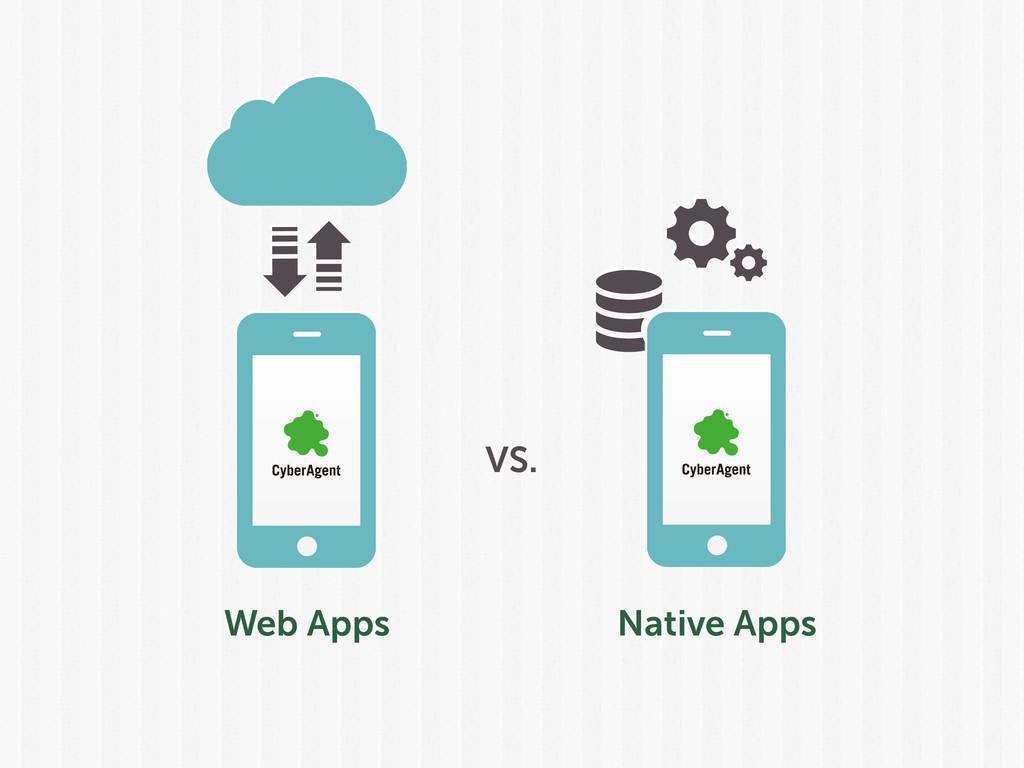 Web Apps VS. Native Apps