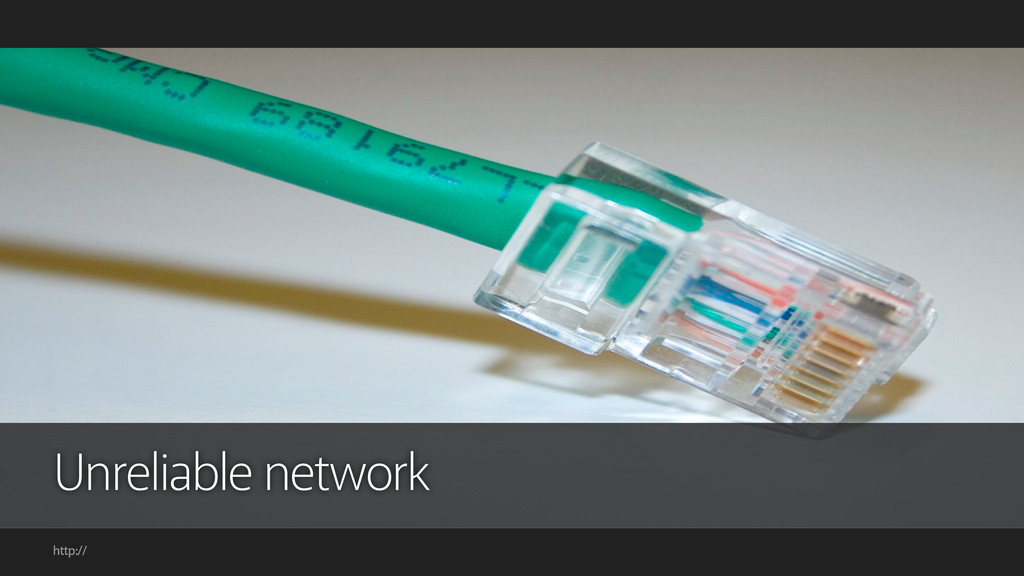 http:// Unreliable network