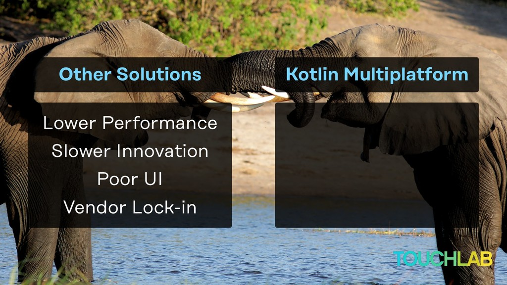 Other Solutions Lower Performance Slower Innova...