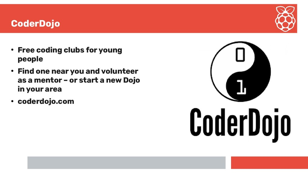 CoderDojo ● Free coding clubs for young people ...