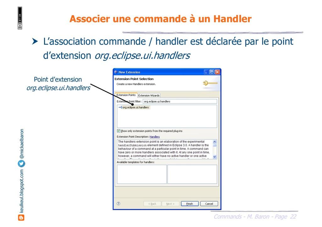 22 Commands - M. Baron - Page keulkeul.blogspot...