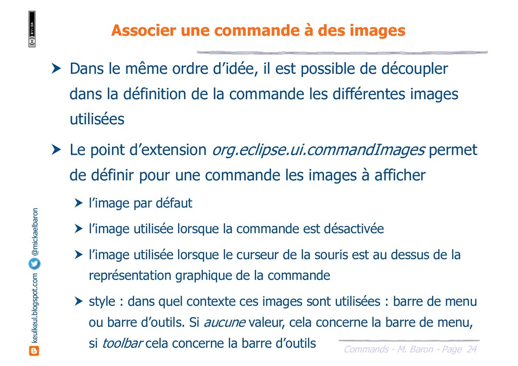 24 Commands - M. Baron - Page keulkeul.blogspot...