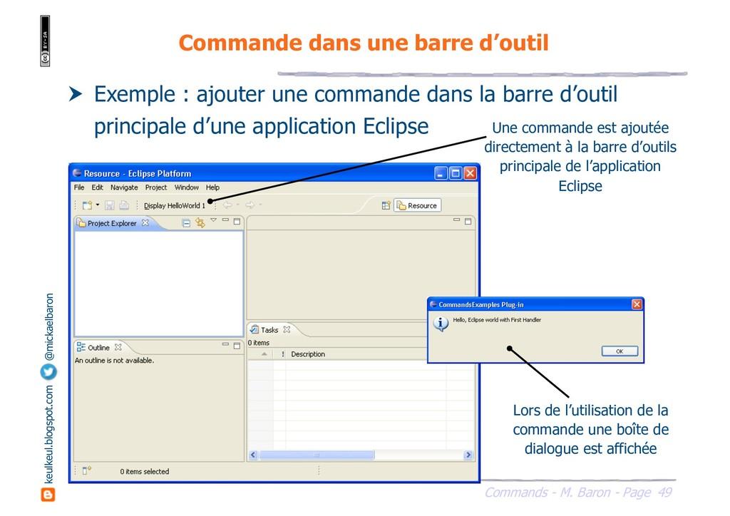 49 Commands - M. Baron - Page keulkeul.blogspot...