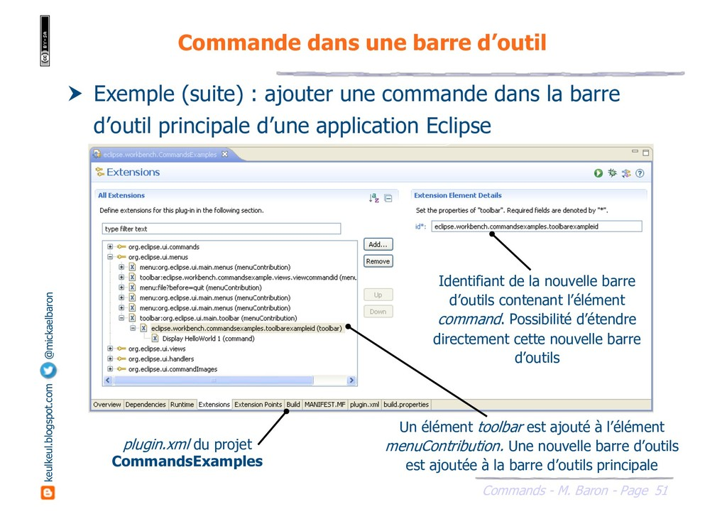 51 Commands - M. Baron - Page keulkeul.blogspot...