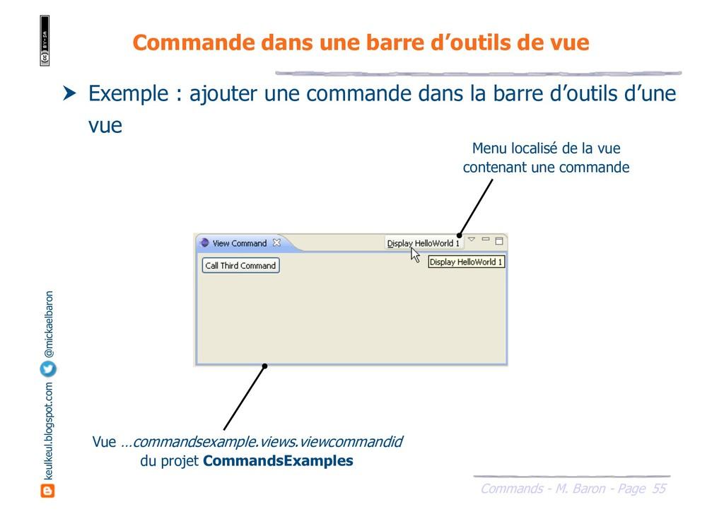 55 Commands - M. Baron - Page keulkeul.blogspot...