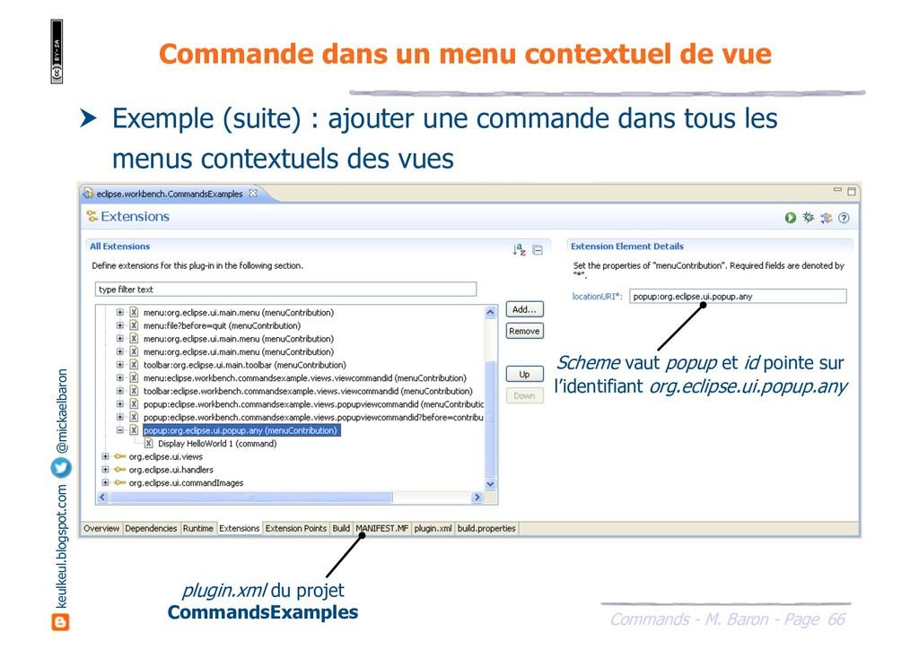 66 Commands - M. Baron - Page keulkeul.blogspot...