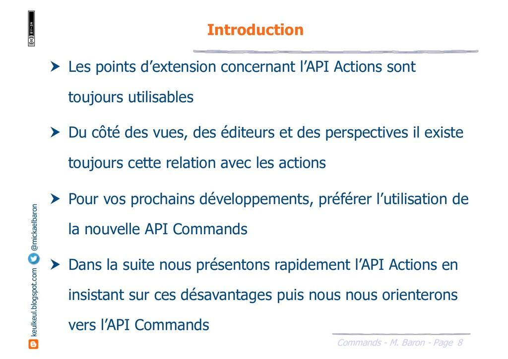 8 Commands - M. Baron - Page keulkeul.blogspot....