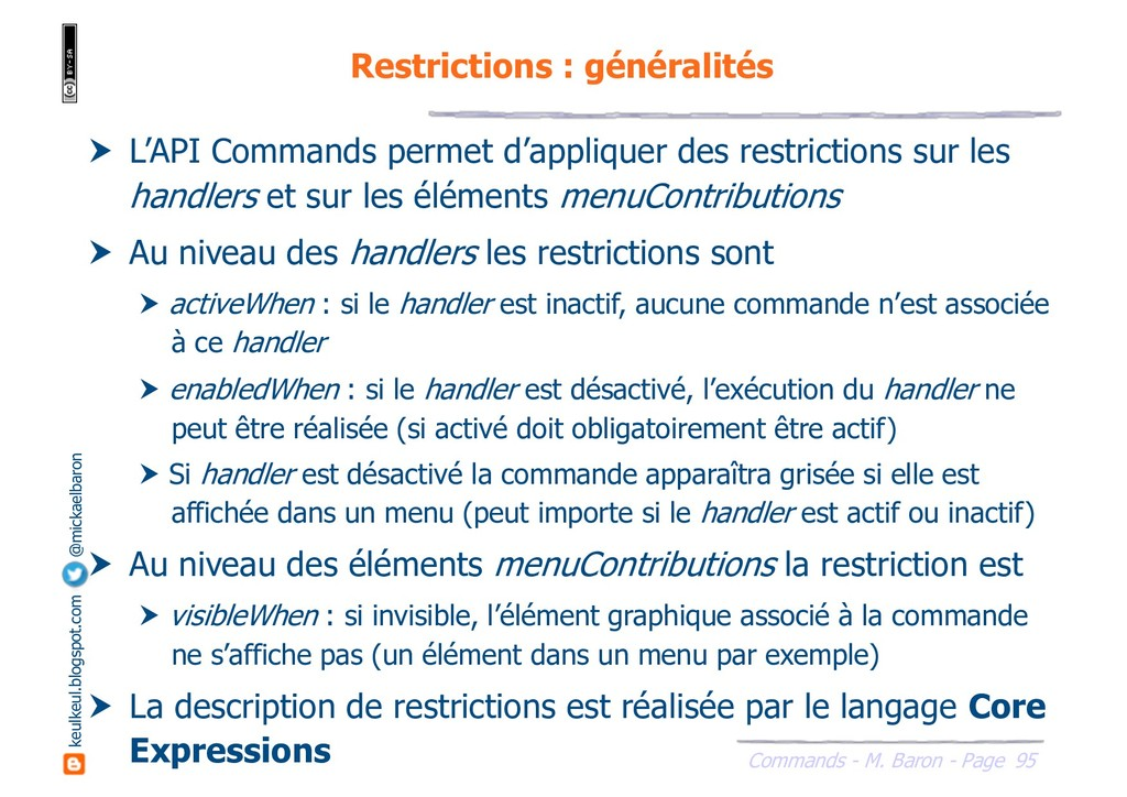95 Commands - M. Baron - Page keulkeul.blogspot...