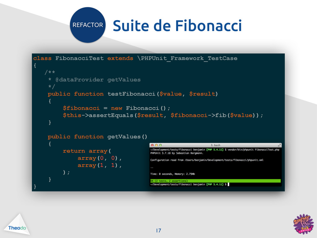 class FibonacciTest extends \PHPUnit_Framework_...
