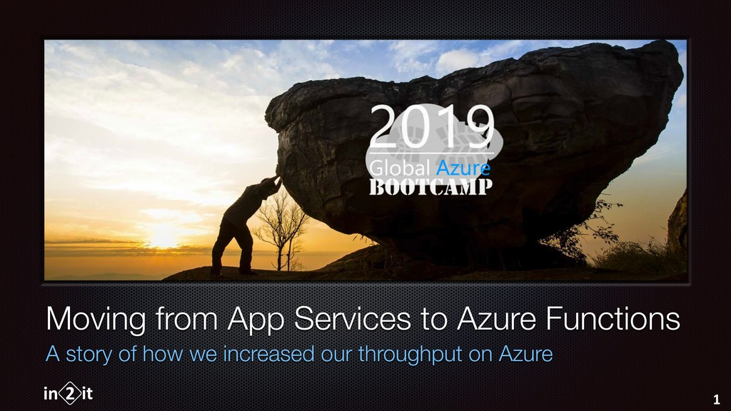 Moving from App Services to Azure Functions A s...