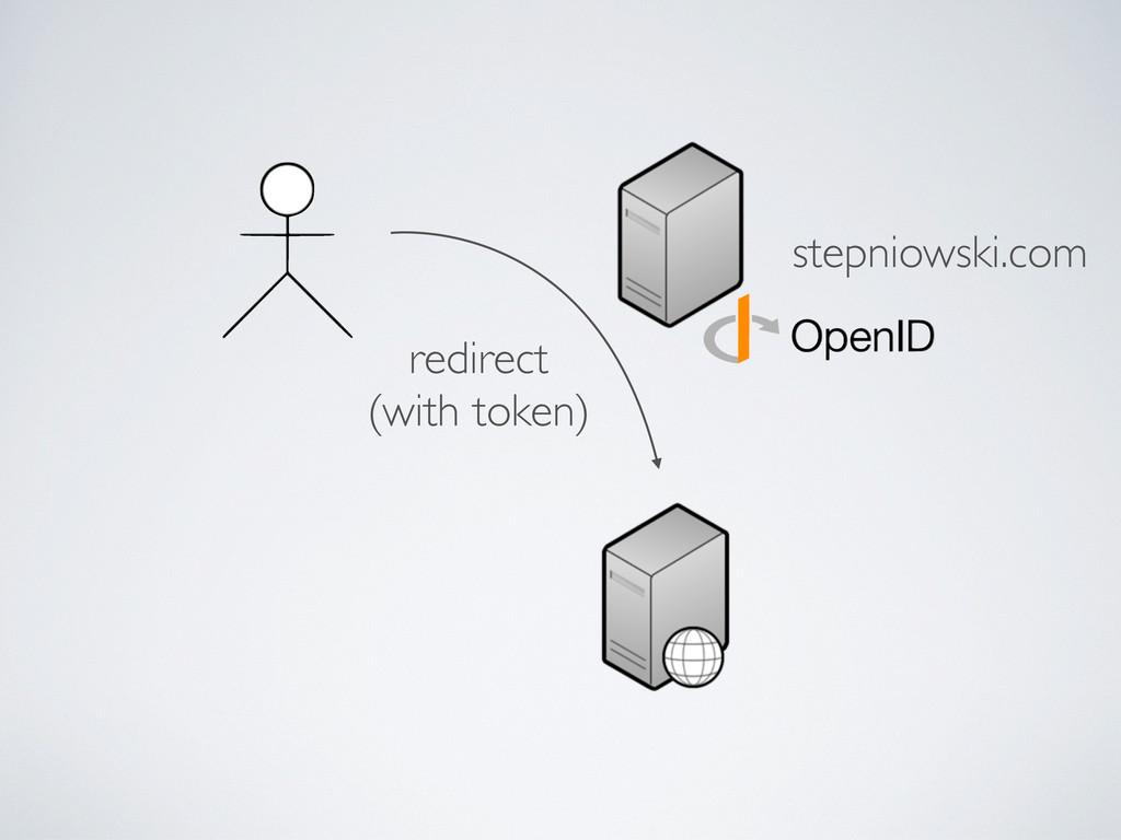 redirect (with token) stepniowski.com
