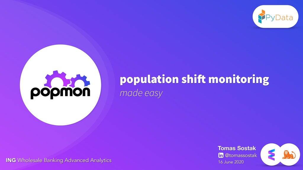 ` ` population shi monitoring made easy Tomas S...