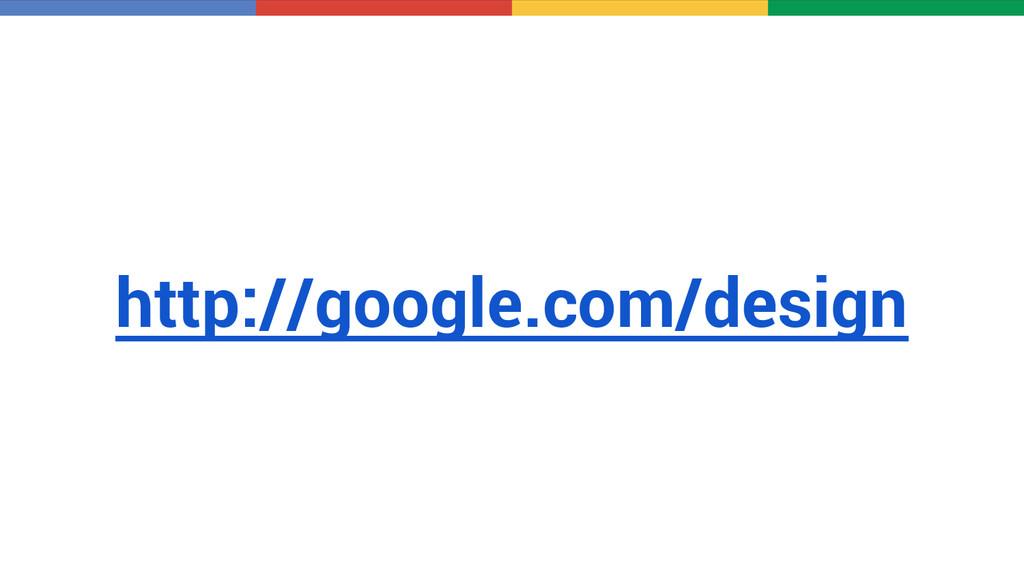 http://google.com/design