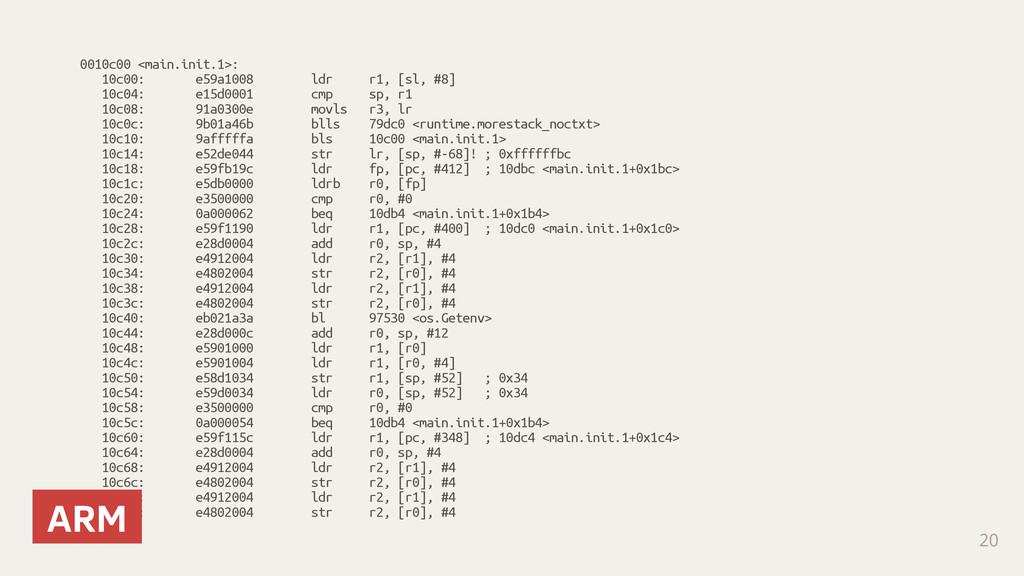 0010c00 <main.init.1>: 10c00: e59a1008 ldr r1, ...