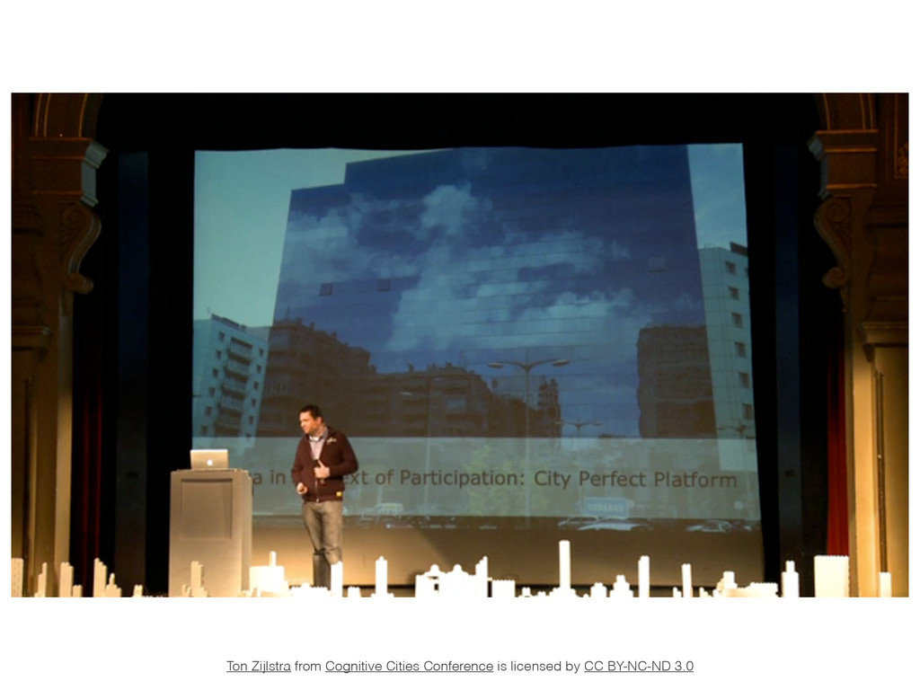 Ton Zijlstra from Cognitive Cities Conference i...