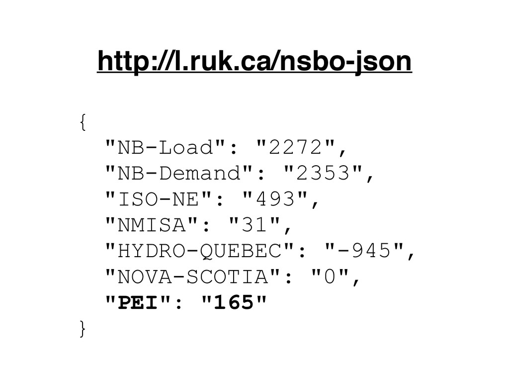 "{ ""NB-Load"": ""2272"", ""NB-Demand"": ""2353"", ""ISO-..."
