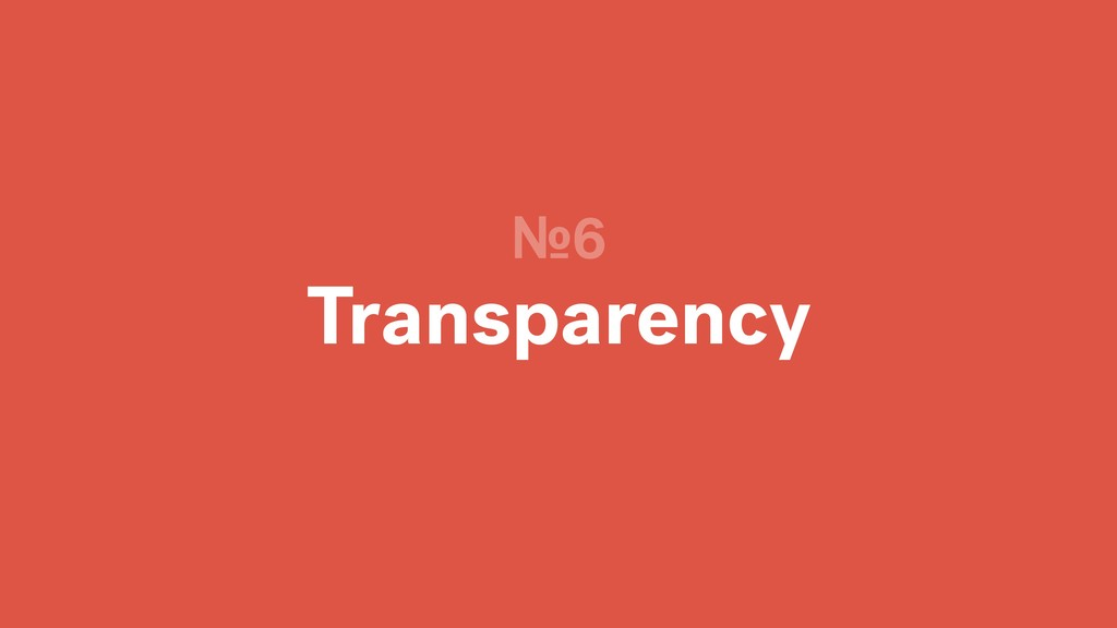 Transparency №6