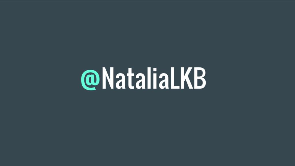 @NataliaLKB