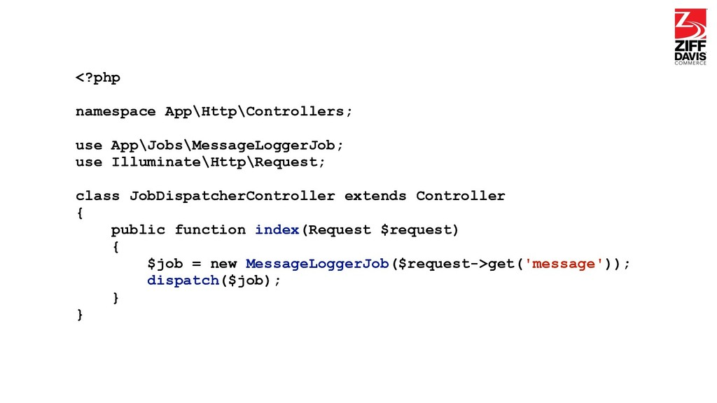 <?php namespace App\Http\Controllers; use App\J...