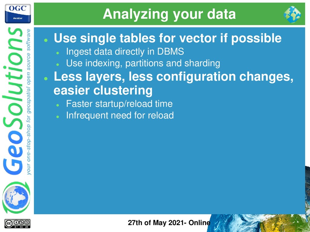 Analyzing your data 27th of May 2021- Online ⚫ ...
