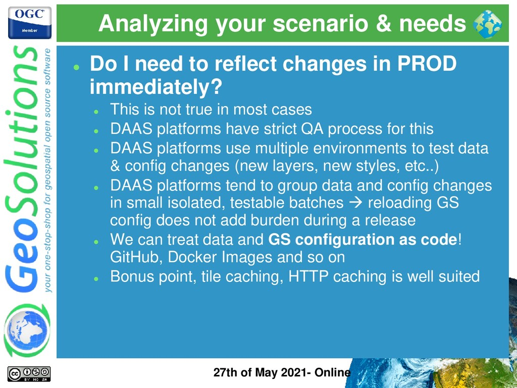 Analyzing your scenario & needs 27th of May 202...